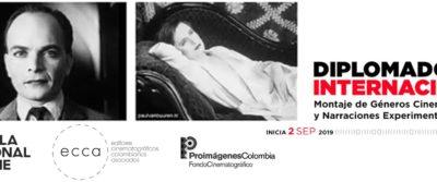 Imagen miniatura: Diplomado internacional de montaje para géneros cinematográficos y narrativas experimentales (FDC)